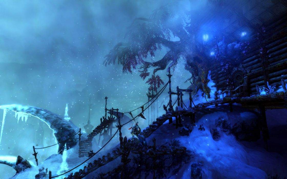 TRINE 2 scrolling fantasy platform action rpg (42) wallpaper