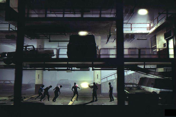 DEADLIGHT action scrolling survival horror cinematic platform (3) wallpaper