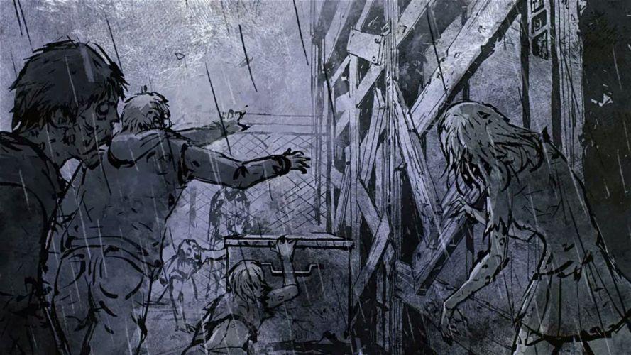 DEADLIGHT action scrolling survival horror cinematic platform (6) wallpaper
