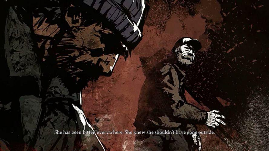 DEADLIGHT action scrolling survival horror cinematic platform (10) wallpaper