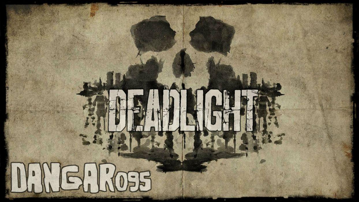 DEADLIGHT action scrolling survival horror cinematic platform (11) wallpaper