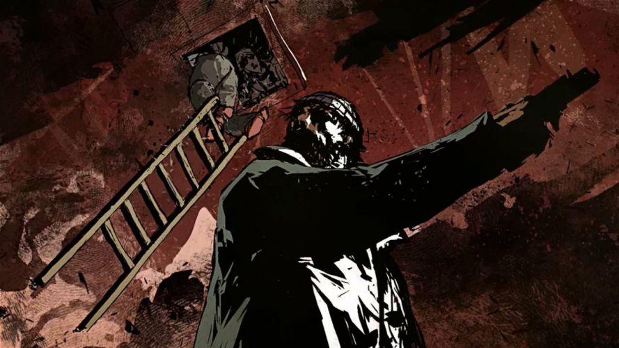 DEADLIGHT action scrolling survival horror cinematic platform (22) wallpaper