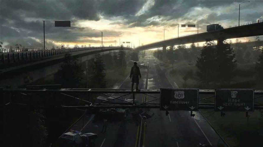 DEADLIGHT action scrolling survival horror cinematic platform (24) wallpaper
