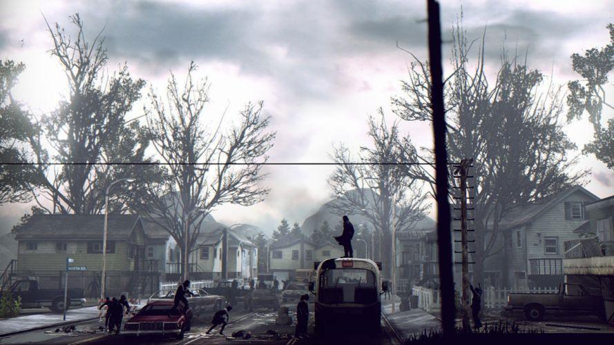DEADLIGHT action scrolling survival horror cinematic platform (31) wallpaper