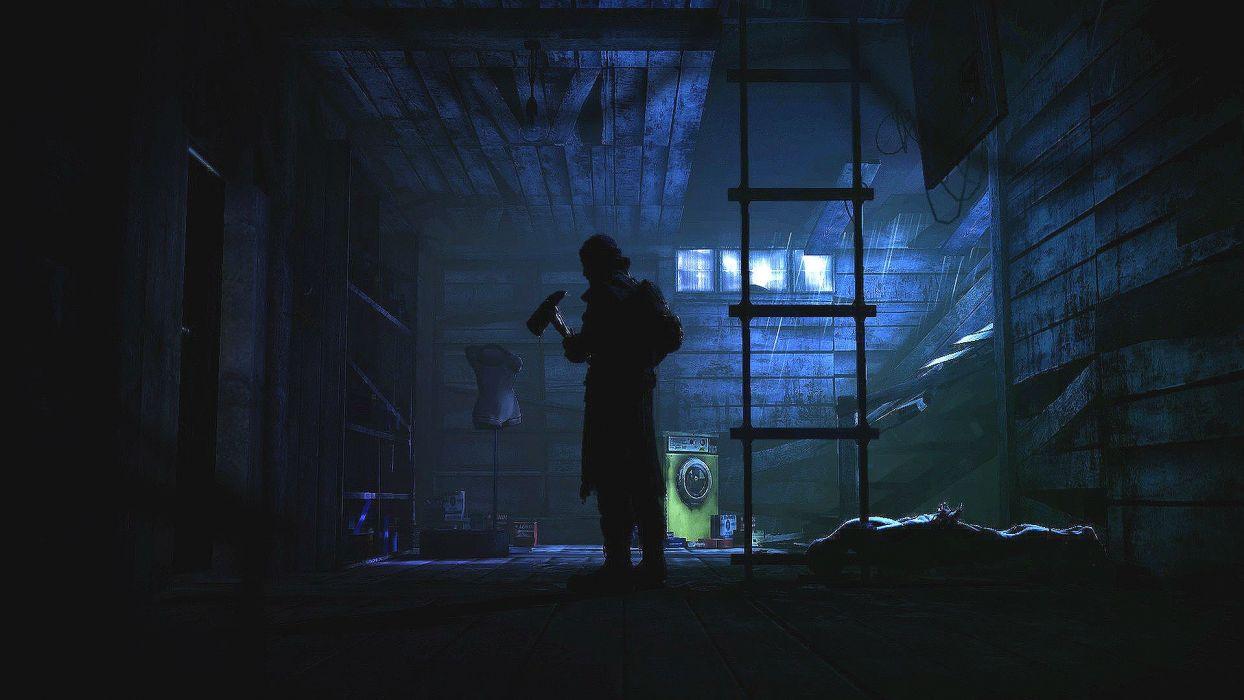 DEADLIGHT action scrolling survival horror cinematic platform (27) wallpaper