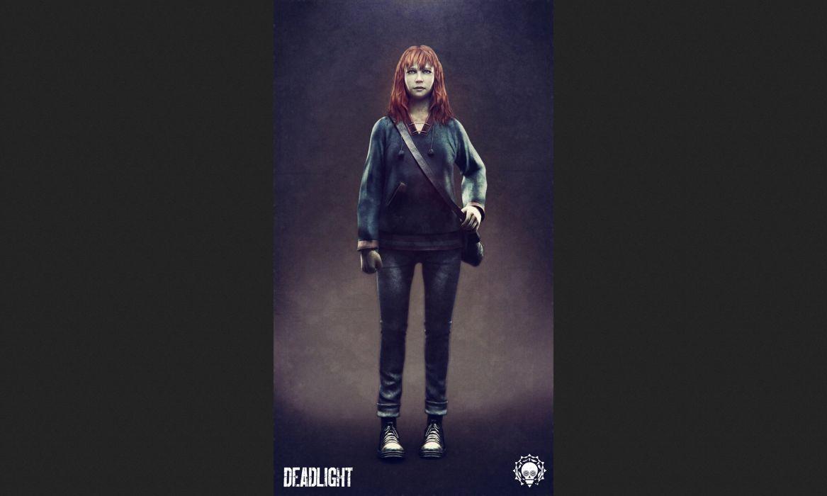 DEADLIGHT action scrolling survival horror cinematic platform (36) wallpaper