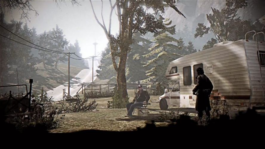 DEADLIGHT action scrolling survival horror cinematic platform (46) wallpaper