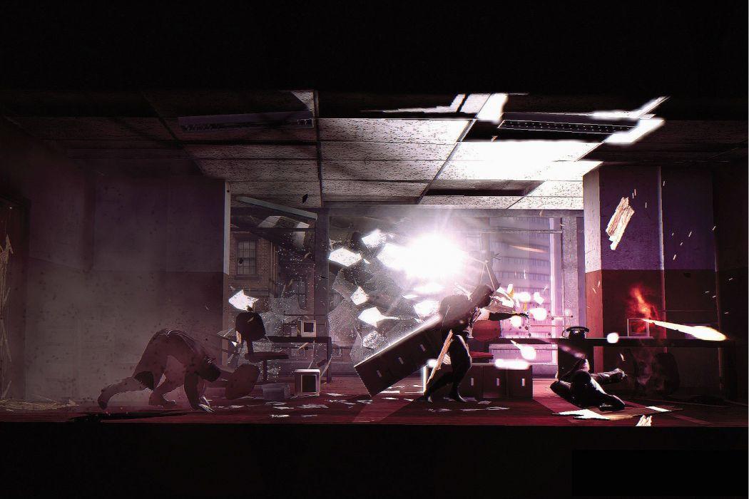 DEADLIGHT action scrolling survival horror cinematic platform (43) wallpaper