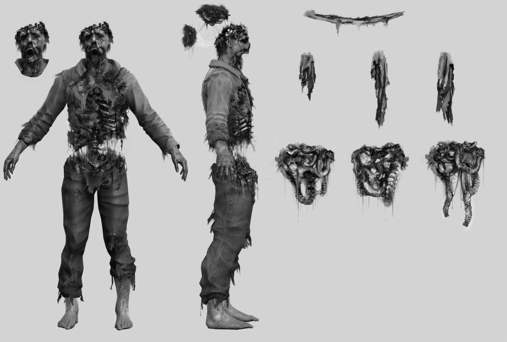 DEADLIGHT action scrolling survival horror cinematic platform (45) wallpaper