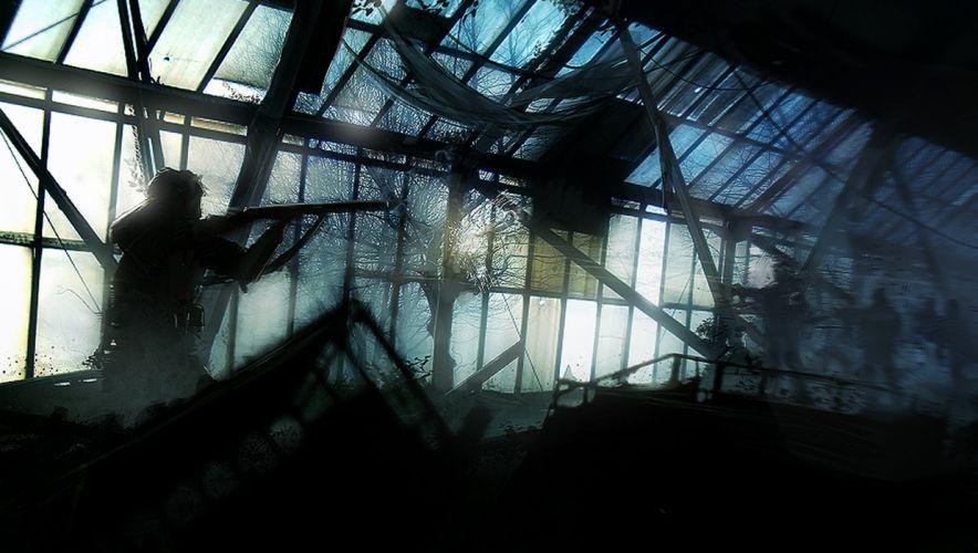 DEADLIGHT action scrolling survival horror cinematic platform (42) wallpaper