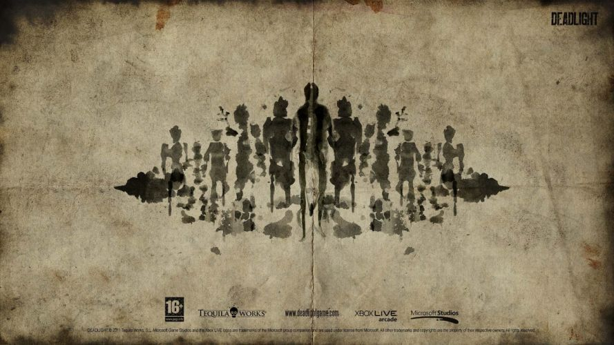 DEADLIGHT action scrolling survival horror cinematic platform (50) wallpaper