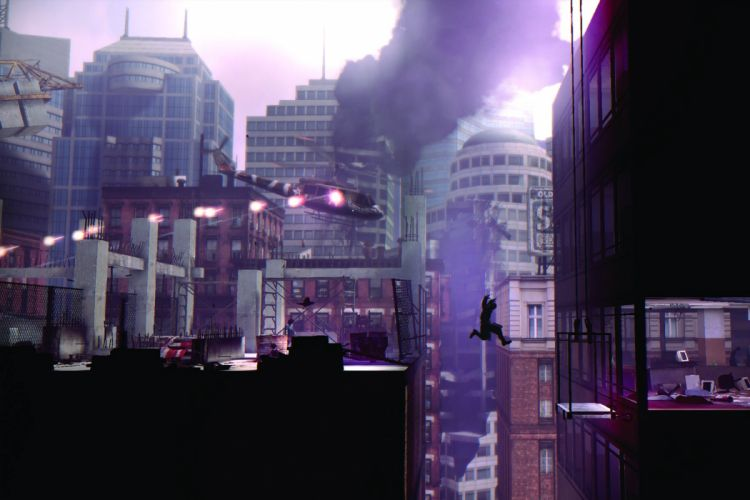 DEADLIGHT action scrolling survival horror cinematic platform (49) wallpaper