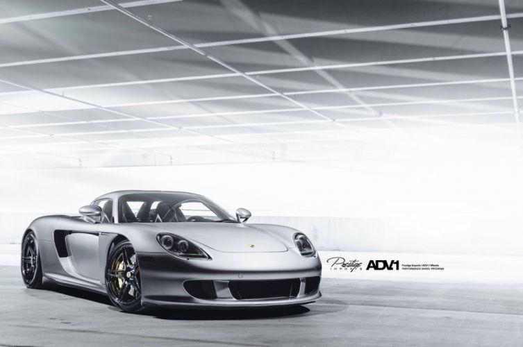 Porsche-Carrera-GT wallpaper
