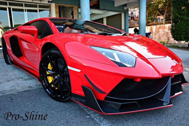 Lamborghini-Aventador-LP988-Edizione-GT wallpaper