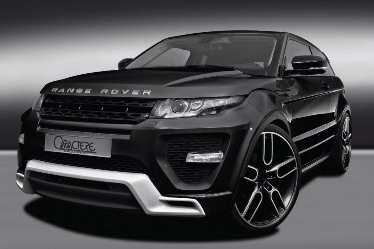 2014-Range-Rover-Evoque-TUNING wallpaper