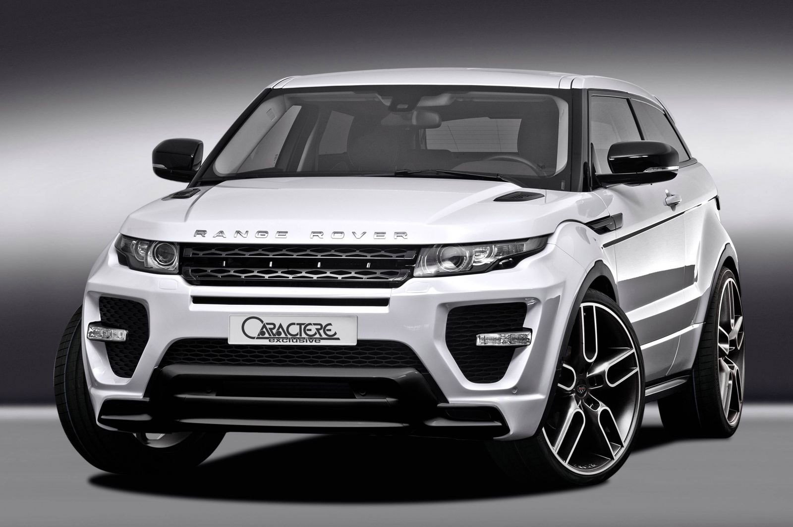 2014 caractere exclusive range rover evoque bodykit dark cars wallpapers. Black Bedroom Furniture Sets. Home Design Ideas