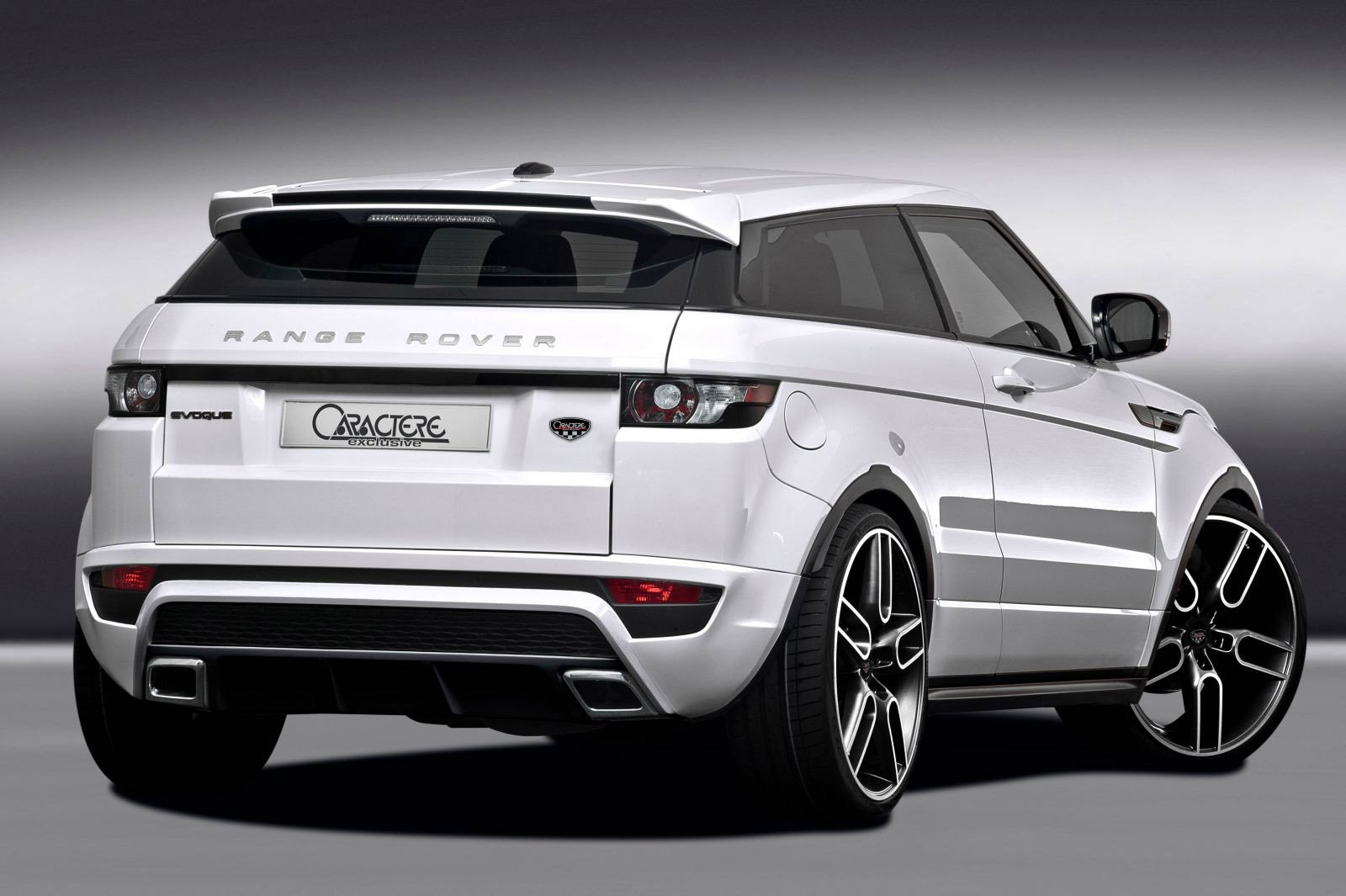 2014 caractere exclusive range rover evoque bodykit dark cars wallpapers. Black Bedroom Furniture Sets. Home Design Ideas