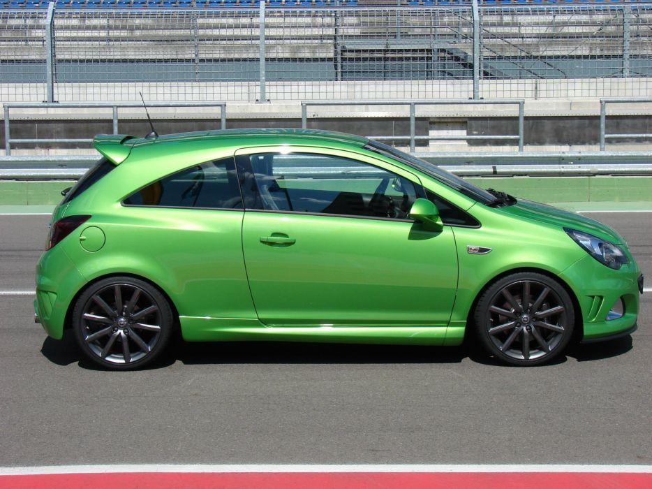 2011-Opel-Corsa-OPC-Nubrugring-edition wallpaper