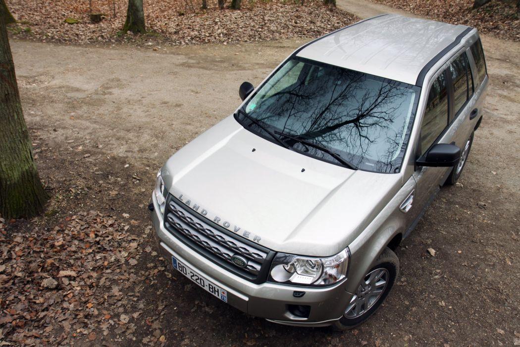 2011-Land-Rover-Freelander-eD4 wallpaper