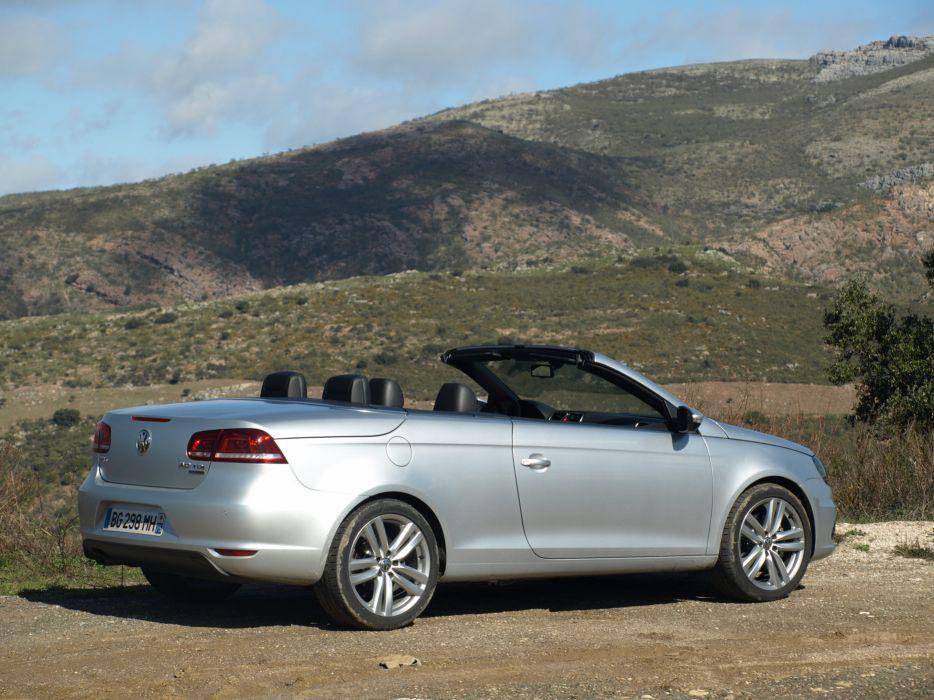 2011-Volkswagen-Eos wallpaper