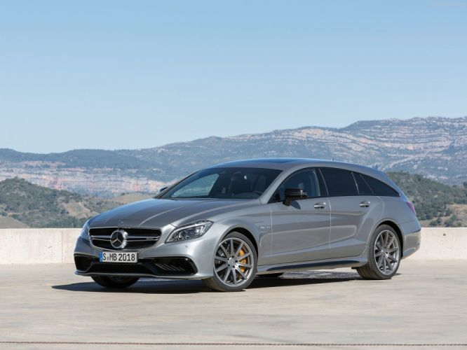2014-Mercedes-CLS63-AMG-Shooting-Brake wallpaper