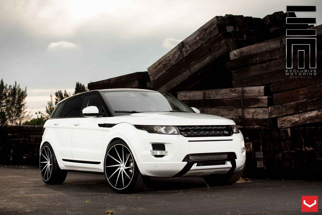Land-Rover-Evoque wallpaper