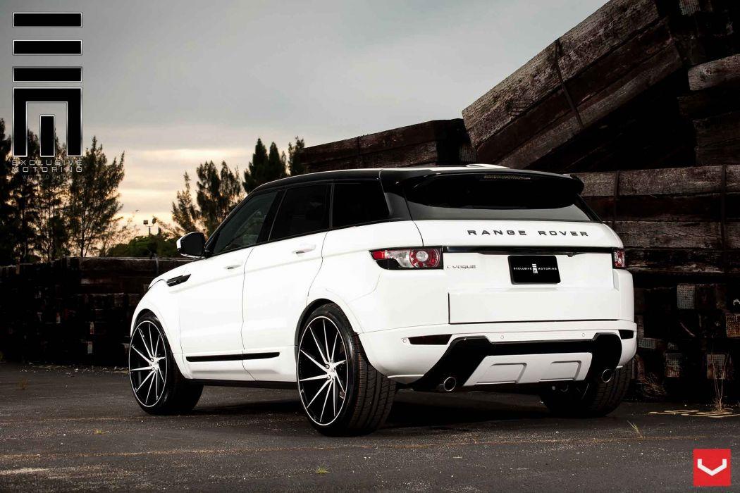 Land-Rover-Evoque wallpaper