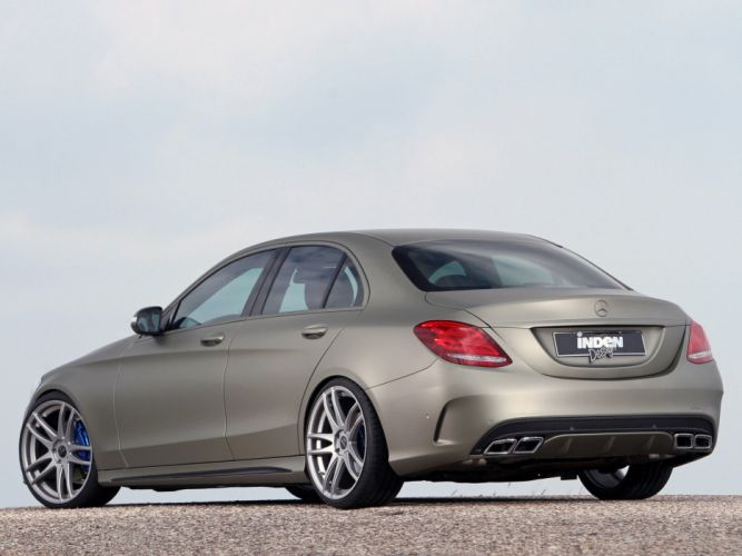 Mercedes-classe-c-AMG-TUNING wallpaper