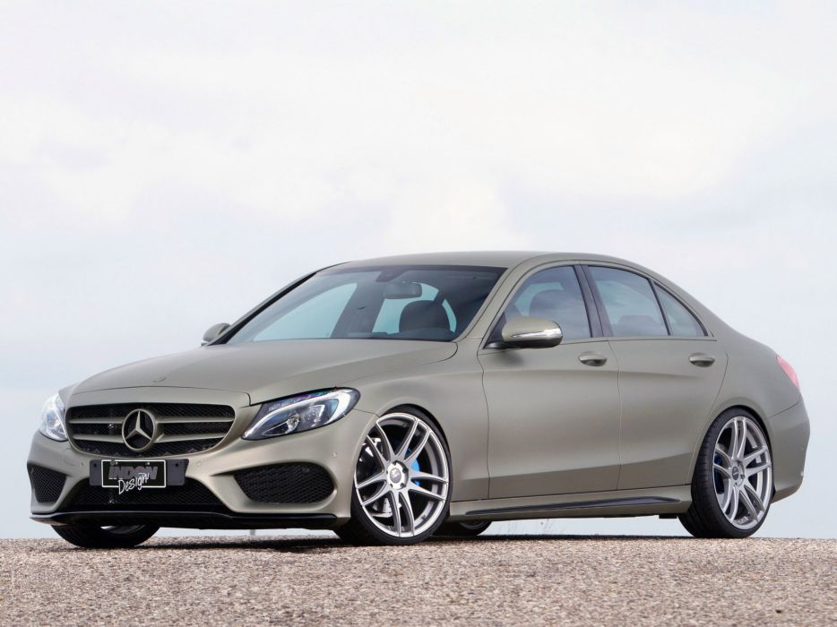 Mercedes-classe-c-AMG-TUNING wallpaper