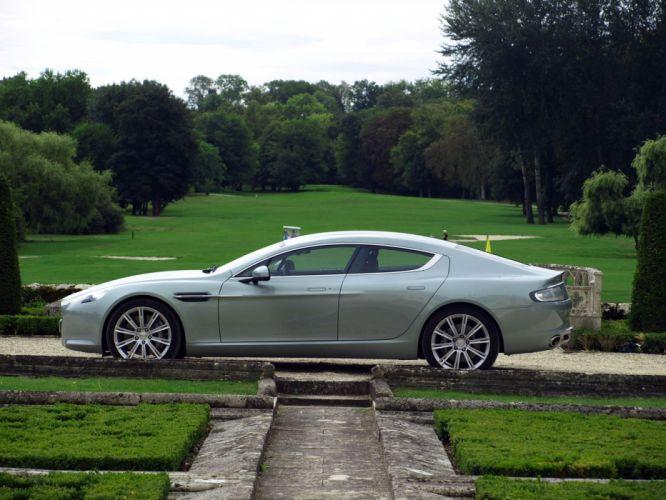 2010-Aston-Martin-Rapide wallpaper