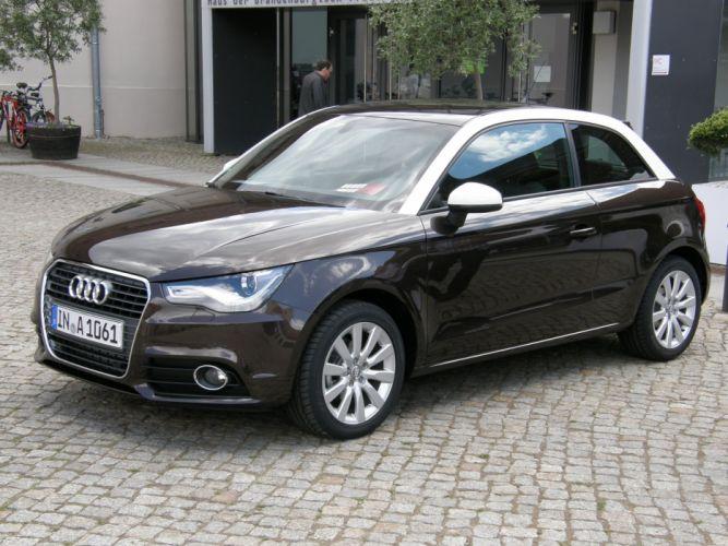 2010-Audi-A1 wallpaper