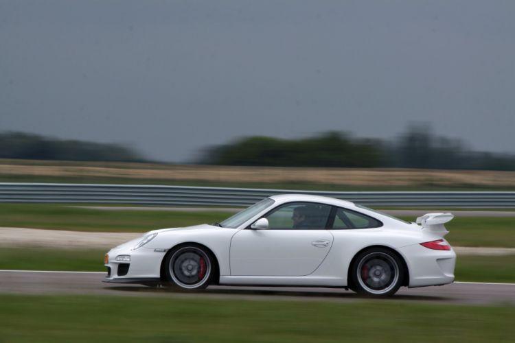 2010-Porsche-997-GT3 wallpaper