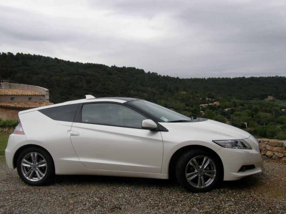 2010-Honda-CR-Z wallpaper