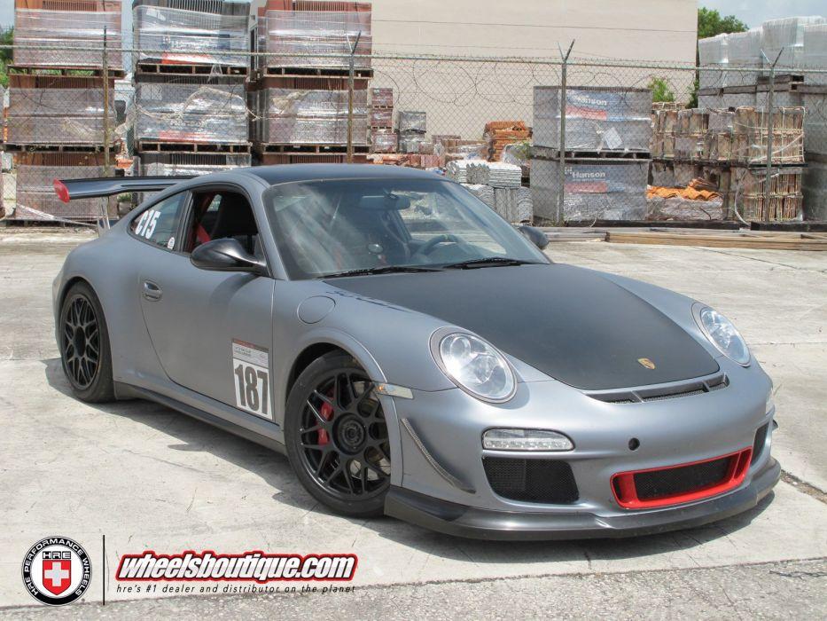 Porsche-997-GT3-RS wallpaper
