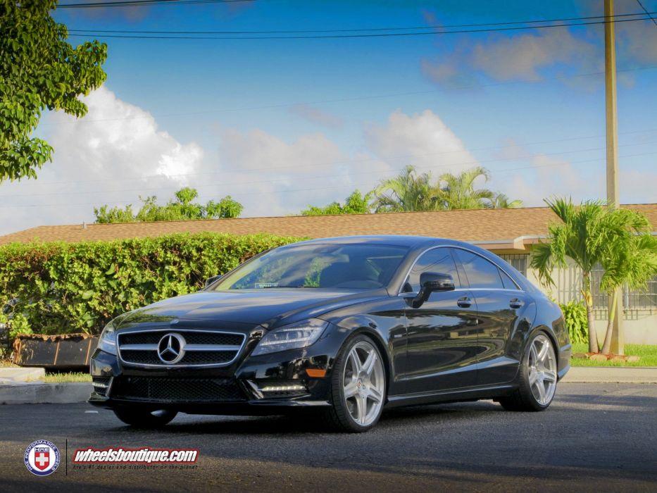 Mercedes-CLS-550 wallpaper