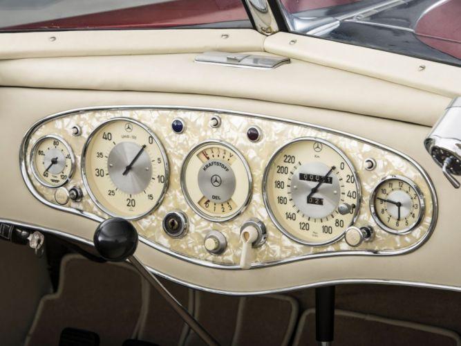 1934 Mercedes Benz 500K 540K Special Roadster (105136) retro r wallpaper