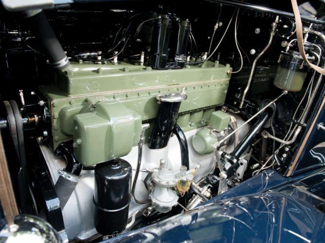 1934 Packard Eight Convertible Sedan Dietrich (1101) luxury retro engine f wallpaper