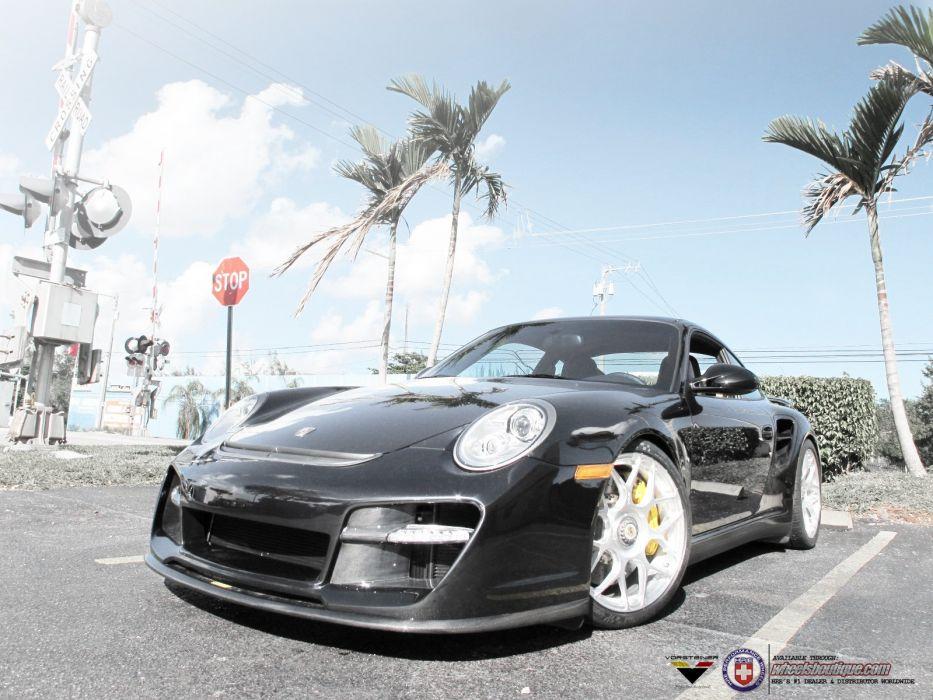 Porsche-997-tuning wallpaper