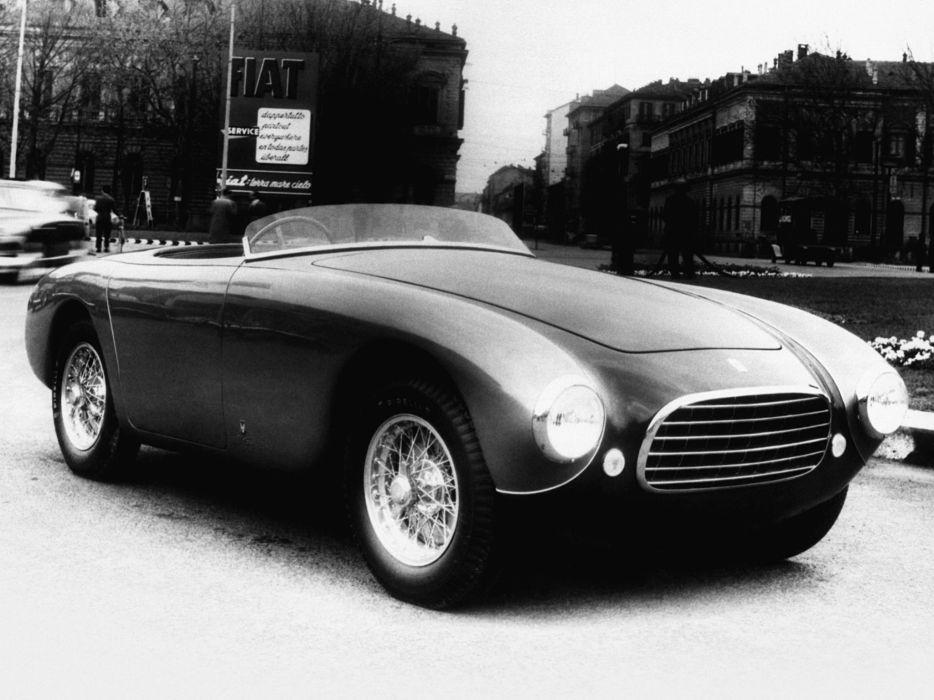 1951 Ferrari 212 Export Spyder supercar classic    f wallpaper