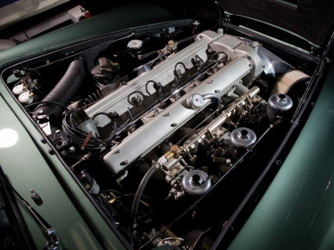 1963-65 Aston Martin DB5 classic e wallpaper