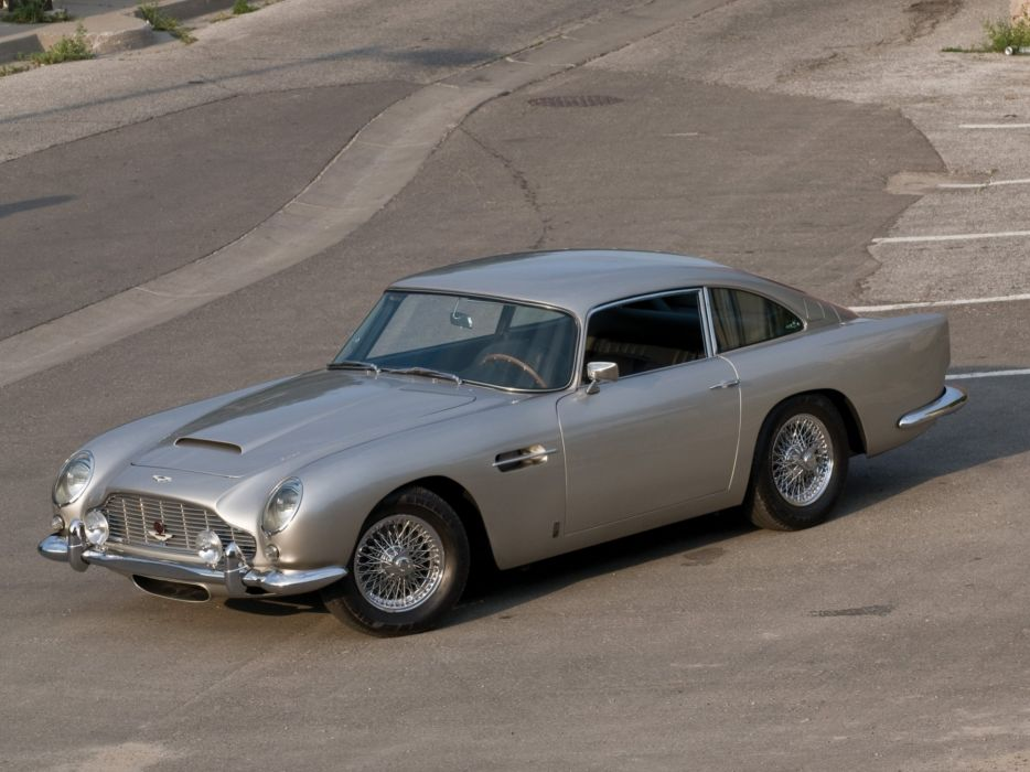1963-65 Aston Martin DB5 classic ey wallpaper