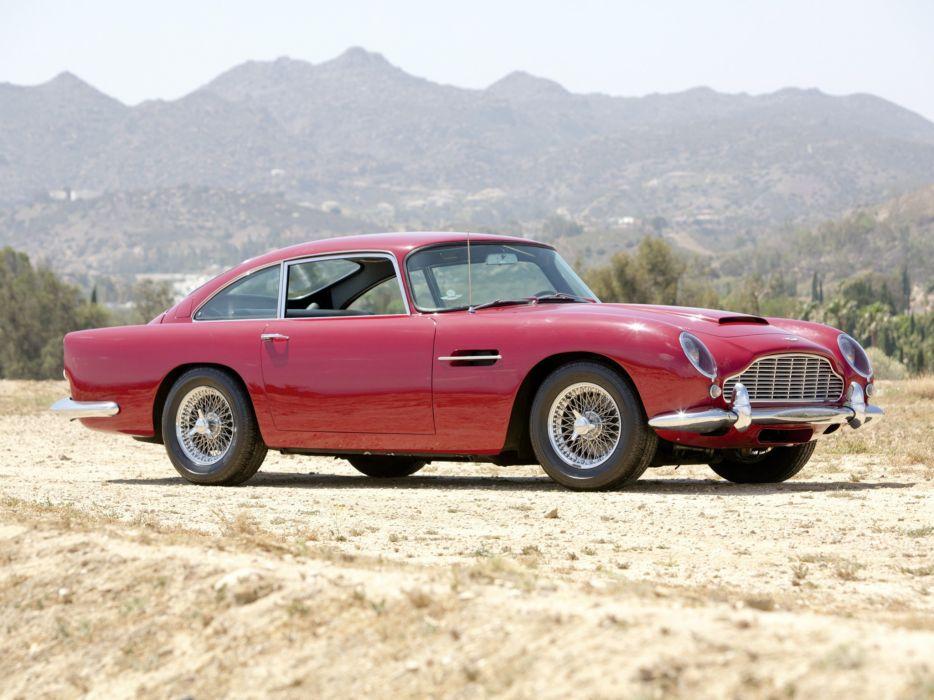 1963-65 Aston Martin DB5 classic g wallpaper