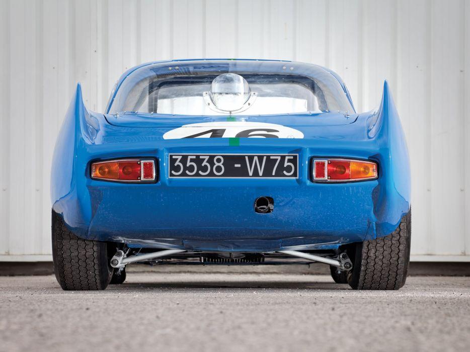 1964 Alpine M64 lotus race racing classic   d wallpaper