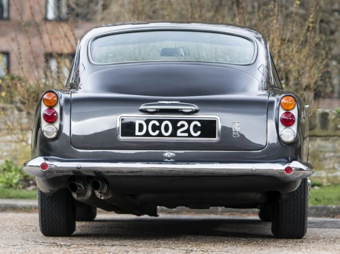 1964 Aston Martin DB5 Vantage UK-spec classic r wallpaper