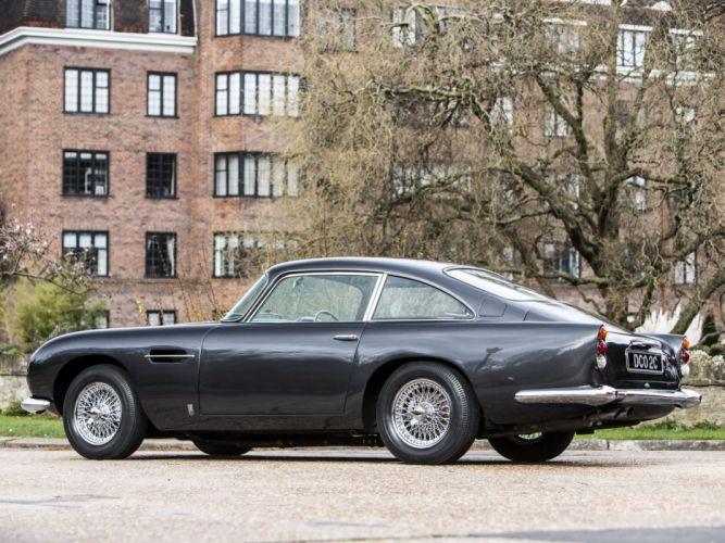 1964 Aston Martin DB5 Vantage UK-spec classic f wallpaper