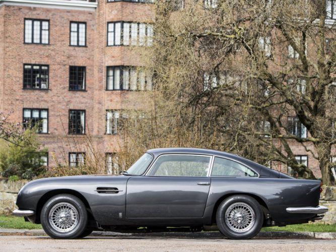 1964 Aston Martin DB5 Vantage UK-spec classic r wallpaper