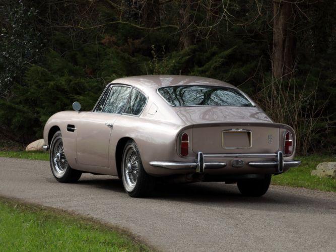 1965-69 Aston Martin DB6 Vantage classic f wallpaper