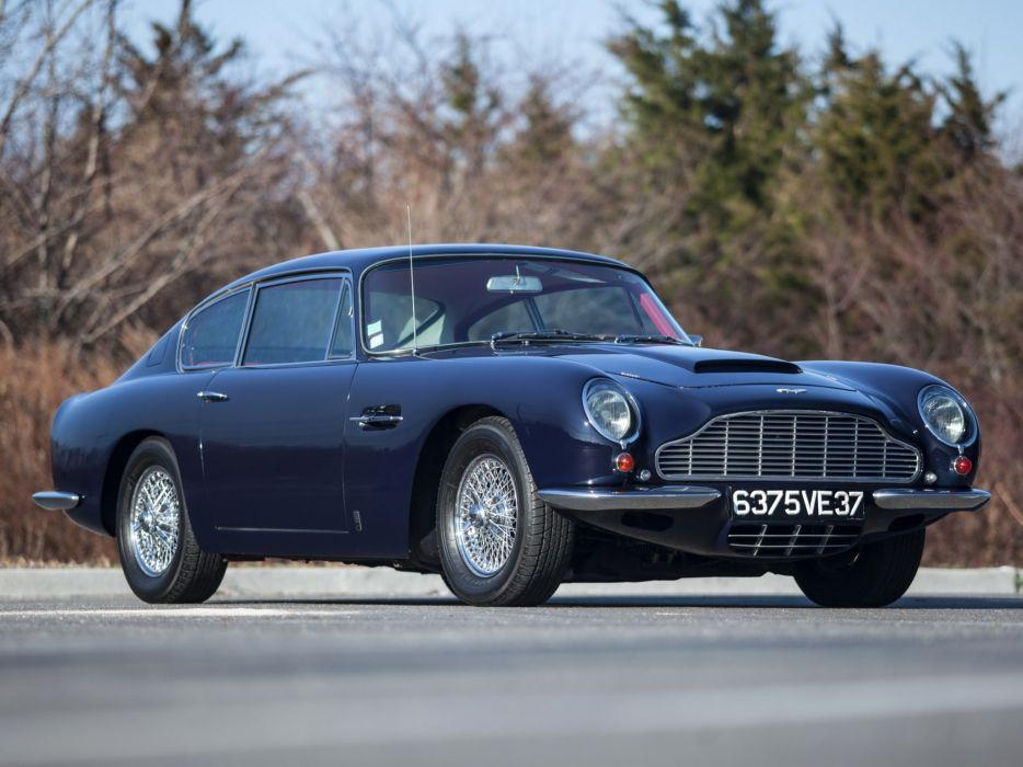 1965-69 Aston Martin DB6 Vantage classic   rw wallpaper