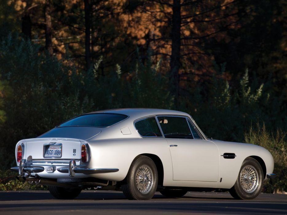 1965-69 Aston Martin DB6 Vantage classic  gf wallpaper