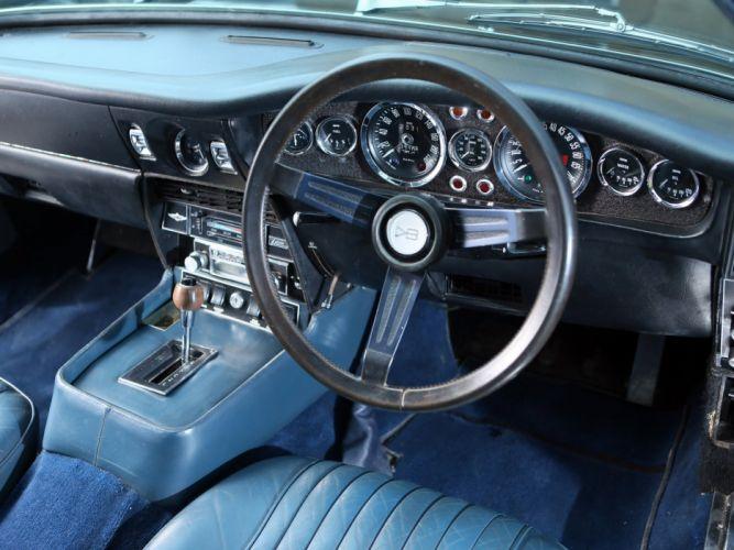 1969 Aston Martin Lagonda V-8 Saloon Prototype (MP2301) classic fs wallpaper